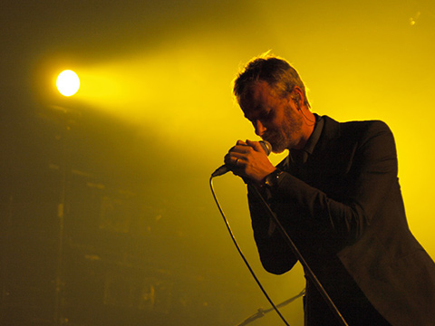 THE NATIONAL - Le Zénith - Paris, vendredi 7 mai 2010