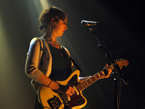 WARPAINT -  Le Bataclan - Paris, jeudi 26 mai 2011