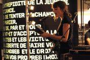 MYRA LEE - Citadium - Paris, samedi 20 août 2011