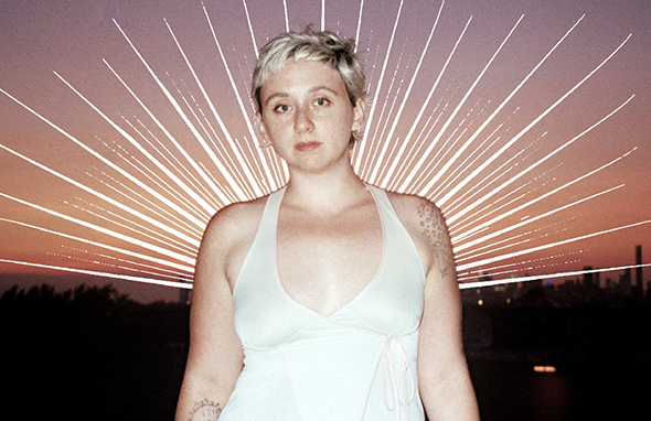 ALLISON CRUTCHFIELD - Tourist In This Town (2017)