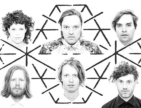 "ARCADE FIRE dévoile ""I Give You Power"" feat. Mavis Staples"