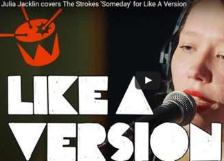 "JULIA JACKLIN reprend ""Someday"" des Strokes"