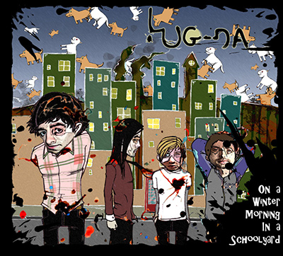 LUG-NA - On A Winter Morning In A Schoolyard (2008)