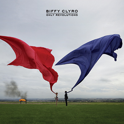 BIFFY CLYRO - Only Revolutions (réédition - 2010)