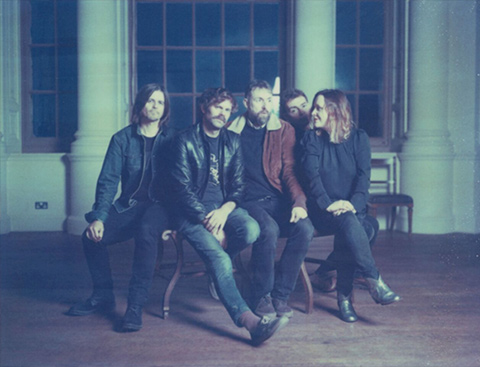 SLOWDIVE - Nouvel album le 5 mai !
