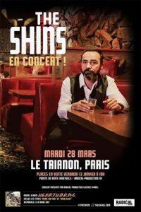 THE SHINS @ Le Trianon