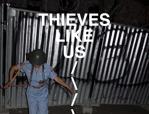 "THIEVES LIKE US - Nouvel album le 10 mars - Découvrez ""Broken Mirror"""