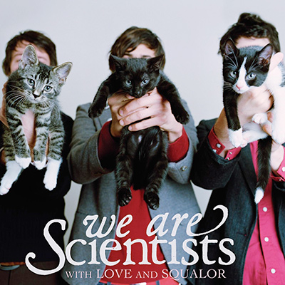 WE ARE SCIENTISTS – With Love And Squalor (2006)