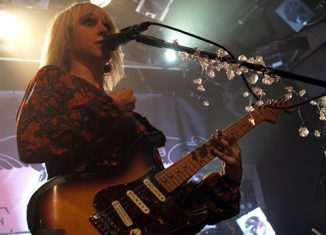 THE JOY FORMIDABLE - Le Nouveau Casino - Paris, lundi 24 octobre 2011