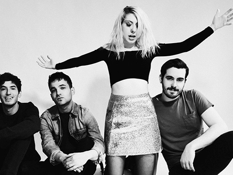 CHARLY BLISS – « Glitter »