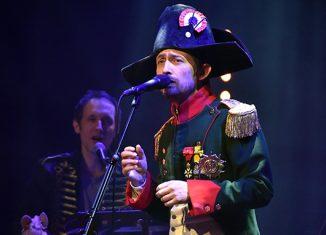 THE DIVINE COMEDY - Les Folies Bergère - Paris - mardi 24 janvier 2017