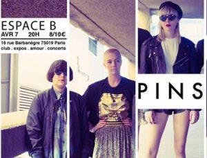 PINS @ Espace B