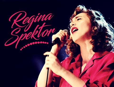 "REGINA SPEKTOR - ""Live On Soundstage"" - Sortie le 17 mars"