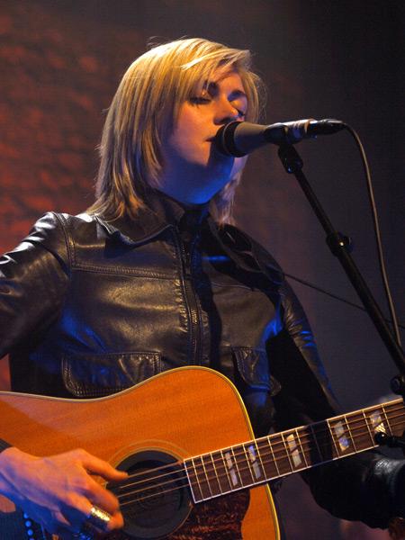 ANNA TERNHEIM - Le Café de la Danse - Paris, mercredi 29 avril 2009