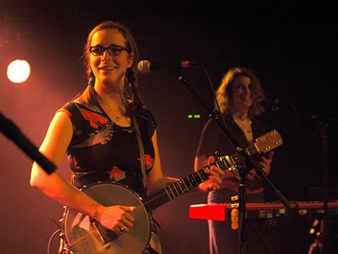 LAURA VEIRS -  La Maroquinerie - Paris, dimanche 20 février 2011