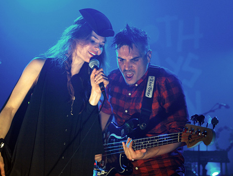 [Live Report] THE DØ – Le Trianon, Paris, jeudi 10 mars 2011