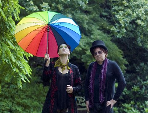"AMANDA PALMER & EDWARD K-SPELL - ""I Can Spin a Rainbow"" - Sortie le 5 mai"