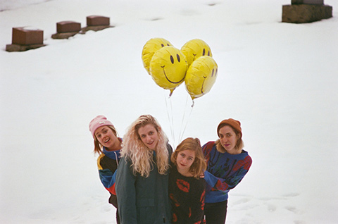 "CHASTITY BELT - ""Different Now"""