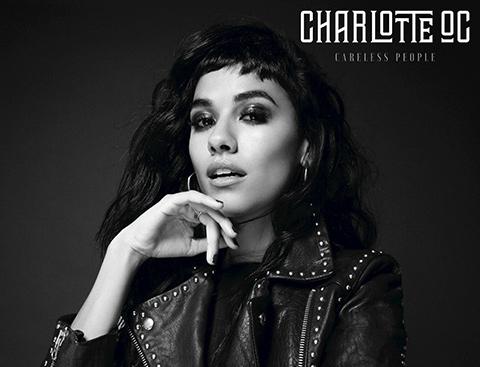 CHARLOTTE OC – 1er album le 31 mars – En concert le 26 avril au Badaboum
