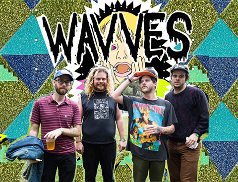 "WAVVES - ""You're Welcome"" - Sortie le 19 mai"