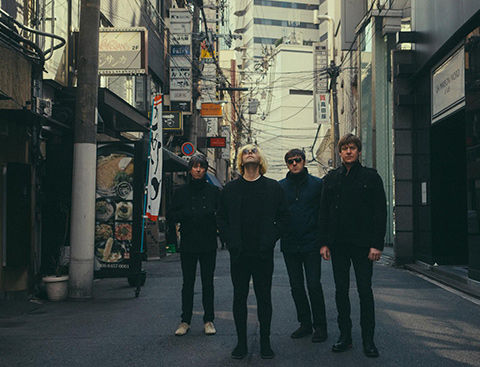 "THE CHARLATANS - ""Different Days"" - Nouvel album le 26 mai"