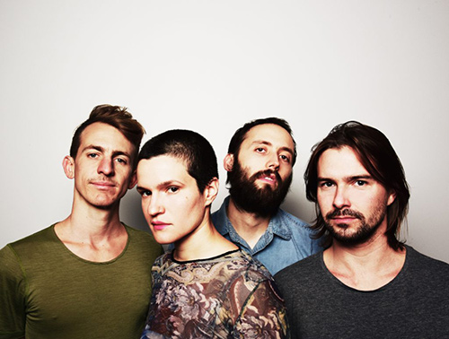 "BIG THIEF - ""Mythological Beauty"""