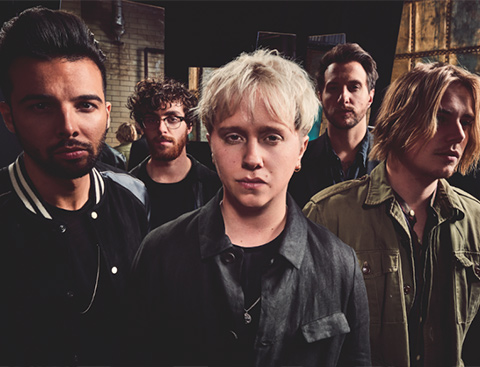 "NOTHING BUT THIEVES - ""Amsterdam"""