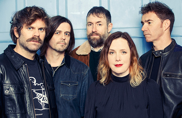SLOWDIVE – Interview – Paris, vendredi 7 avril 2017