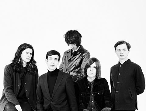 "THE HORRORS dévoilent un nouveau titre : ""Machine"""