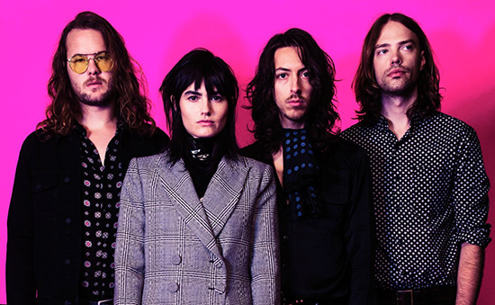 "THE PREATURES - ""Girlhood"""