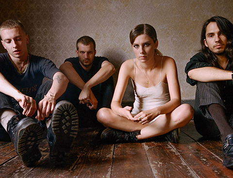 "WOLF ALICE - ""'Visions Of A Life"" - Sortie le 29 septembre"