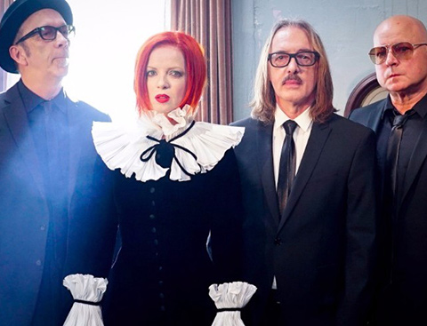 "GARBAGE dévoile le single ""No Horses"""