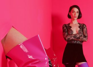 "ST. VINCENT - ""New York"""