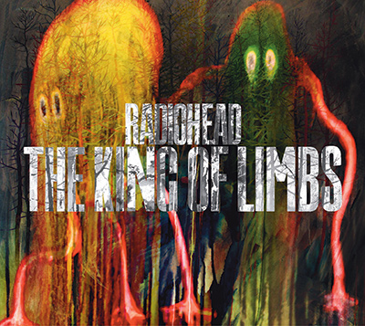 RADIOHEAD - The King Of Limbs (2011)