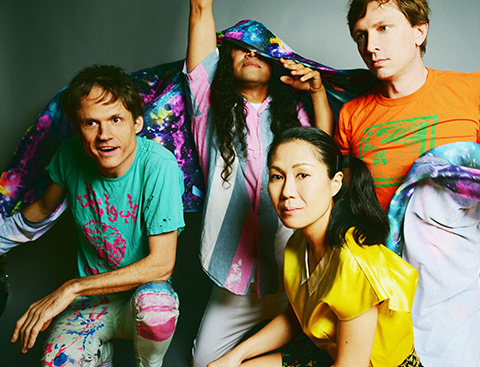 "DEERHOOF - ""Mountain Moves"" - Sortie le 8 septembre 2017"