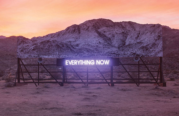 ARCADE FIRE - Everything Now (2017)