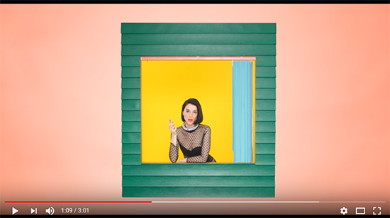 ST. VINCENT – Le clip de « New York »