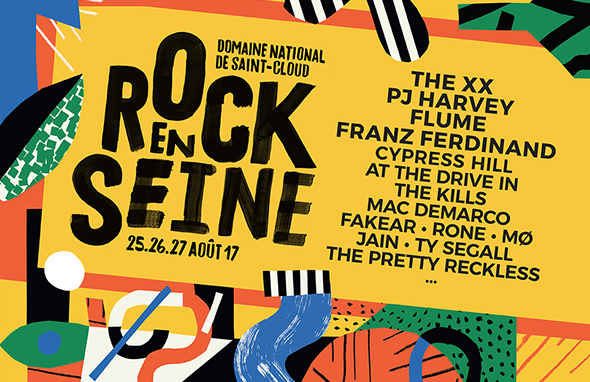 [Live report] Rock en Seine - 25, 26 & 27 août 2017