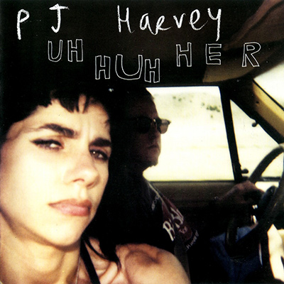 PJ HARVEY - Uh Huh Her (2004)