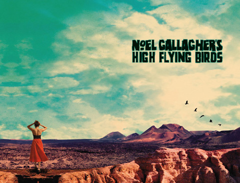 "NOEL GALLAGHER'S HIGH FLYING BIRDS - ""Who Built the Moon?"" - Sortie le 24/11/2017"