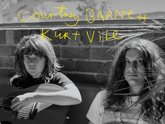 "COURTNEY BARNETT & KURT VILE - ""Continental Breakfast"""
