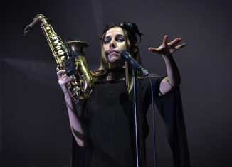 PJ HARVEY - Festival Rock en Seine - Domaine National de Saint Cloud - Samedi 26 août 2017