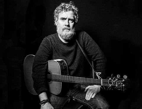 "GLEN HANSARD - ""Between Two Shores"" - Sortie le 19 janvier 2018"