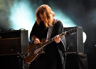 SLOWDIVE - Festival Rock en Seine - Domaine National de Saint Cloud - Dimanche 27 août 2017