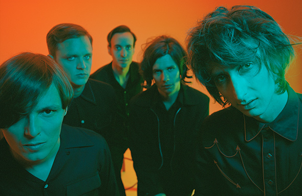 THE HORRORS - Interview - Paris, samedi 8 juillet 2017