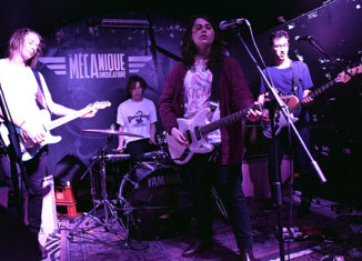 ALEX LAHEY - La Mécanique Ondulatoire - Paris, lundi 6 novembre 2017