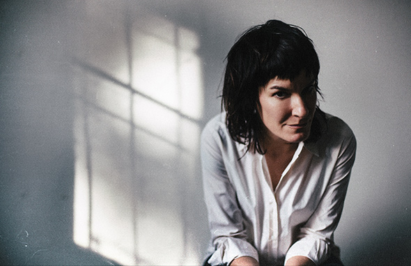 JEN CLOHER - Interview - Paris, samedi 23 septembre 2017