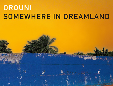"OROUNI - ""Somewhere in Dreamland"" - Nouvel EP le 10 novembre 2017"