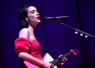 ST. VINCENT - Le Trianon - Paris, mardi 24 octobre 2017
