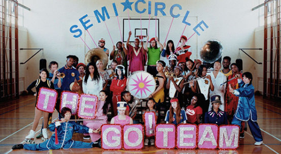 The Go! Team - Semicircle (2018)